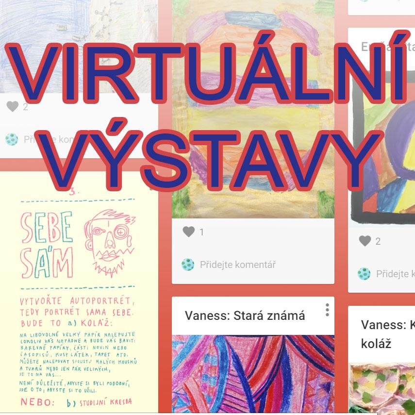 Virtuální výstavy